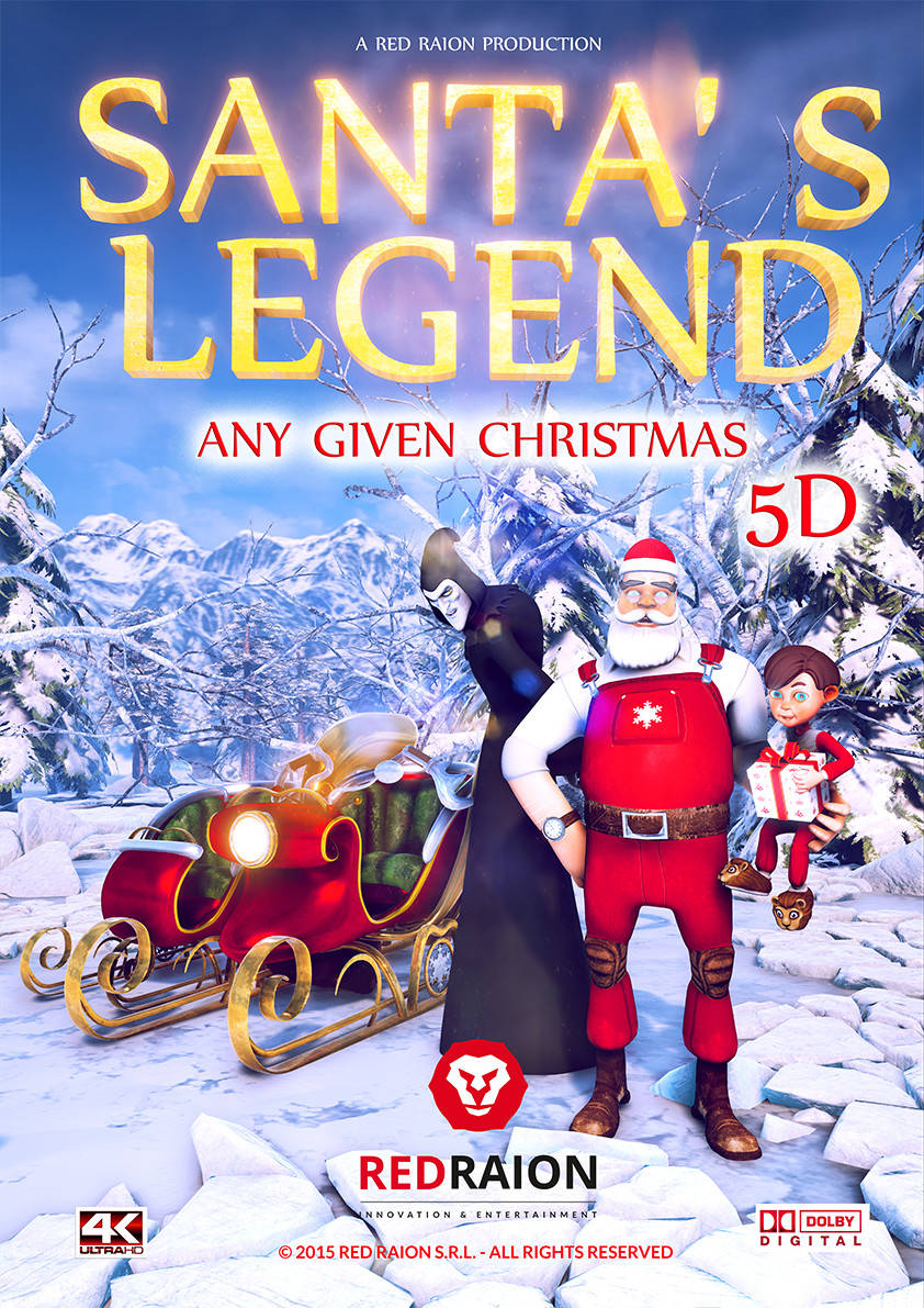 Red Raion - Santa's Legend 5D