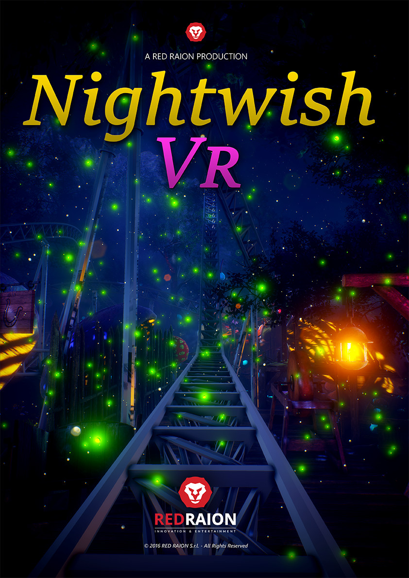 Locandina Nightwish VR Web