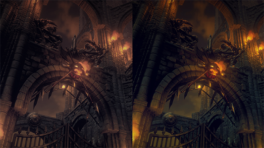 Post-production: color correction from Red Raion CGI movie Inferno